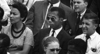 "The Civil Rights Struggle As Told Through the Voice of James Baldwin in the Bracing ""I Am Not Your Negro"""