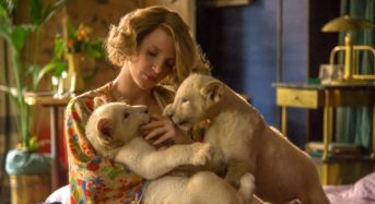 """""""The Zookeeper's Wife"""" Promises a Fresh Take on a Holocaust Movie But Fails To Follow Through"""