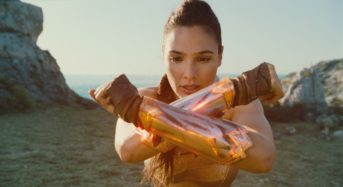 """Wonder Woman"" — Finally! A Superhero Movie Where the Characters Behave Like Real People"