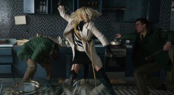 """Atomic Blonde"" May Be an Empty Vessel, But Boy, It's Got Style For Days"