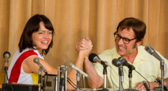 "Emma Stone and Steve Carell Shine in the Entertaining ""Battle of the Sexes"""