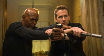 "The Sam & Ryan Show is Fun, But Otherwise ""The Hitman's Bodyguard"" Is a Snore"