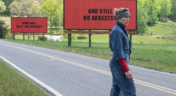 """Martin McDonagh's Brilliant """"Three Billboards Outside Ebbing, Missouri"""""""