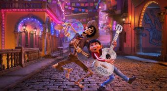 "Pixar's ""Coco"" is a Dazzling Delight"