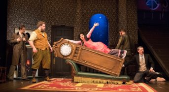"""The Play That Goes Wrong"" — Sometimes Two Hours of Sheer Silliness Is Just What You Need"