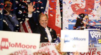 Winners and Losers in Doug Jones' Big Alabama Win