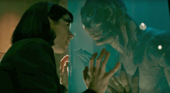 "Guillermo del Toro's Mesmerizing ""The Shape of Water"""