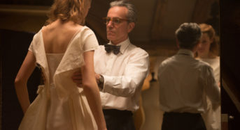 "With His Final Film Role in ""Phantom Thread,"" Daniel Day-Lewis Exits On a Very High Note"
