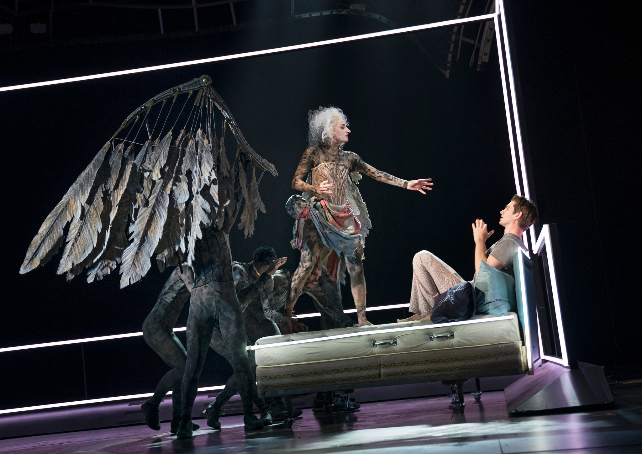 "Angels in America"" Returns to Broadway, As Powerful As Ever ..."