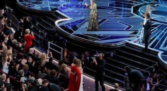 An Oscar Ceremony Struggling to Hit the Right Tone, But Frances McDormand Saves the Evening
