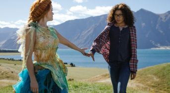 "Director Ava DuVernay Swings For the Fences, But ""A Wrinkle in Time"" Is Only a Bloop Single"