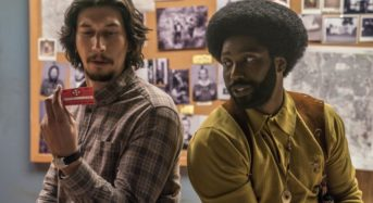 "Spike Lee Doesn't Need a Comeback, But Still, ""BlacKkKlansman"" Is One Terrific Movie"