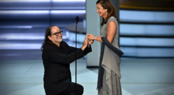 """Emmys 2018 — """"Game of Thrones,"""" """"Mrs. Maisel"""" Win Big, But They're Overshadowed by a Marriage Proposal"""