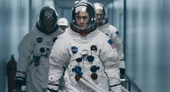 """The Exploration of Space in """"First Man"""" Is Instead Much More About the Exploration of Grief"""