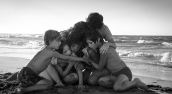 "Now Playing In Your Living Room:  Possibly the Best Picture of the Year — Alfonso Cuarón's ""Roma"""