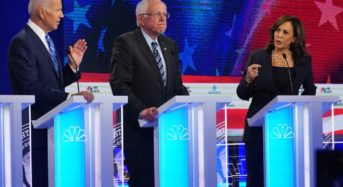 The 2020 Democratic Primary Race: The First Debate, Part II — Winners and Losers