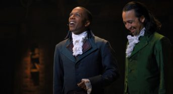 "Now Playing In Your Living Room: ""Hamilton"" Comes to Disney+, and the Result is Theatrical (and Film) Magic"
