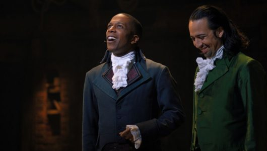 """Now Playing In Your Living Room: """"Hamilton"""" Comes to Disney+, and the Result is Theatrical (and Film) Magic"""
