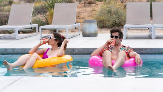 """Now Playing In Your Living Room: """"Palm Springs"""" Takes Romantic Comedy To a New Place, Over and Over Again"""
