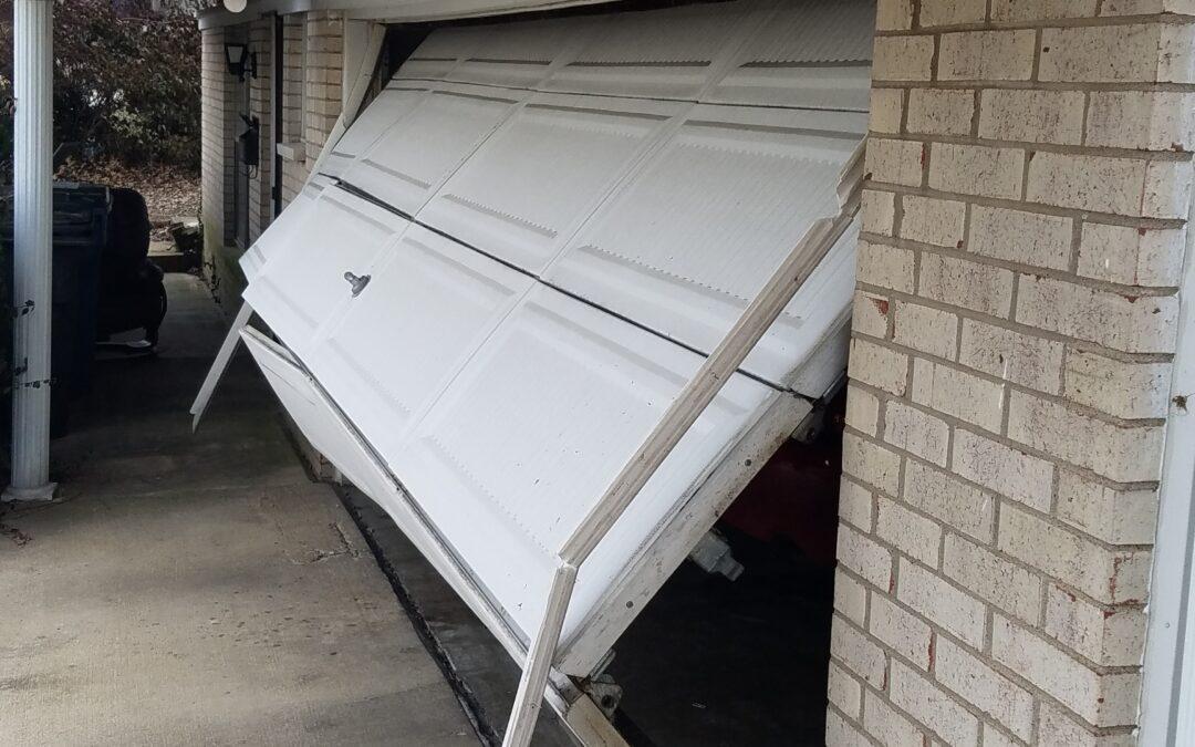 A New Garage Door?