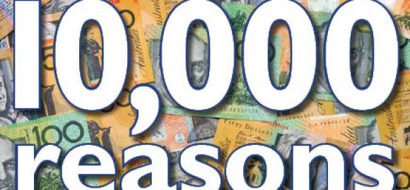 10,000 REASONS TO WIN WITH CLUB MARINE