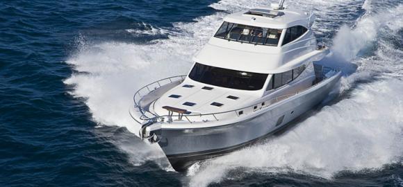 Maritimo 73 Cruising Motoryacht