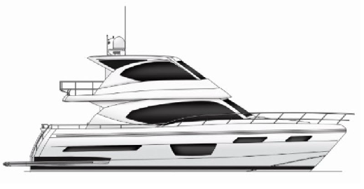 NEW 6400 Flybridge breaks 'boat share' boundaries