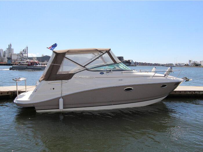 Rinker 260EC1 Starboard Boat