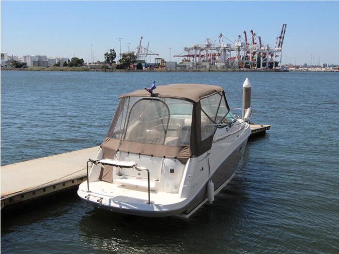 Rinker260EC1Stern Boat