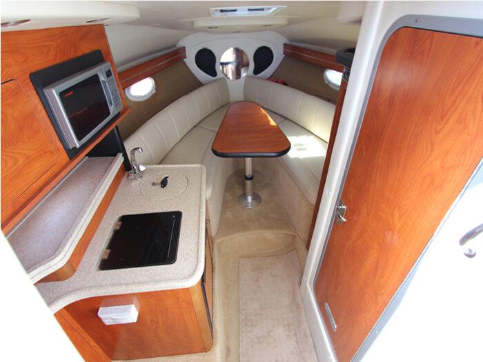 Rinker 260EC Cabin