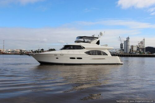 2009 MERIDIAN 580 PILOTHOUSE