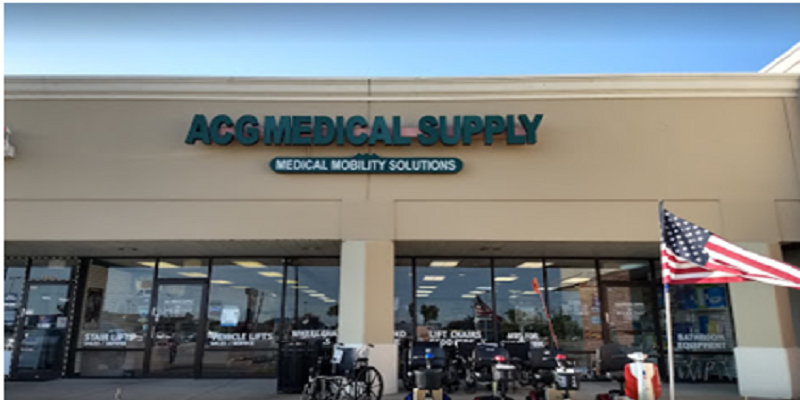 acg medical store
