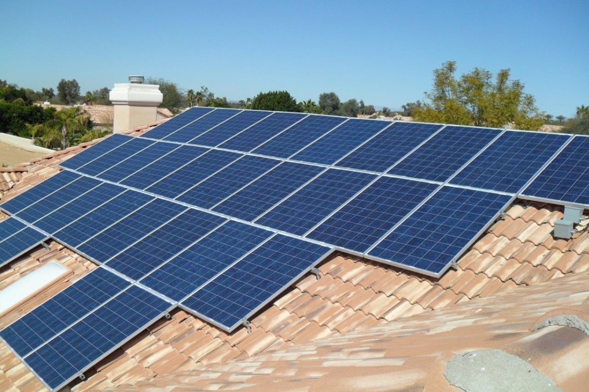 Phoenix solar real estate