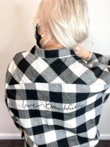 ally flannel back