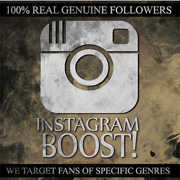 Instagram Boost! Social Media Marketing Service from CLG Music & Media