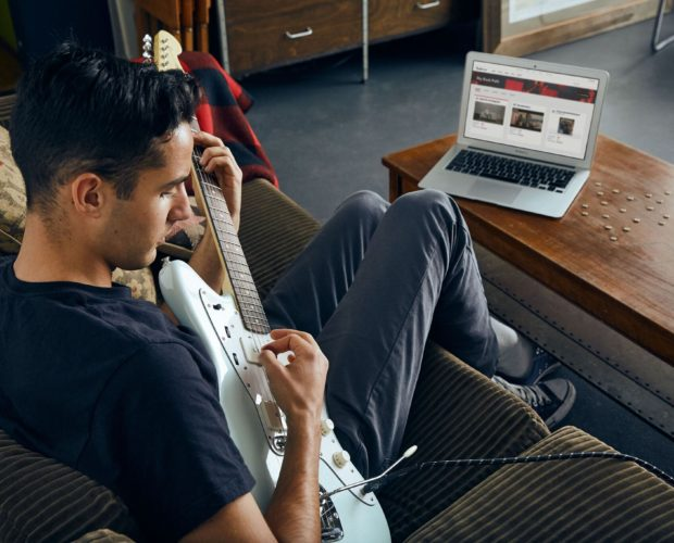 Fender Launches NEW Digital Learning Program Today