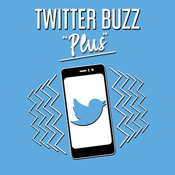 "Twitter Buzz ""Plus"" Social Media Marketing Service from CLG Music & Media"