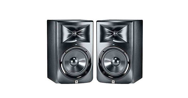 JBL LSR308 Studio Monitors one of the best studio monitors under 500