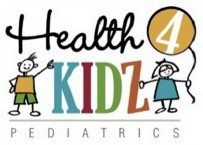 Health 4 Kidz Pediatrics Logo