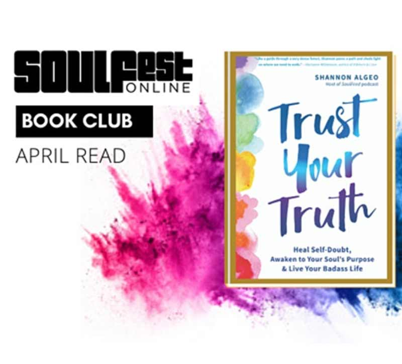 Soulfest book club April Read