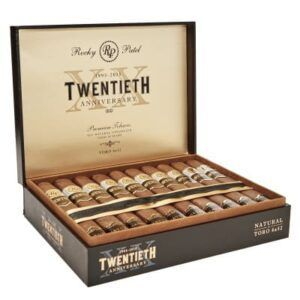 Rocky Patel 20th Anniversary Toro Box 20