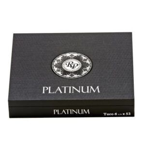 Rocky Patel Platinum Robusto Cigars Box 20