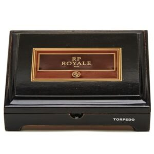 Rocky Patel Royal Sumatra Torpedo Cigar Box 20