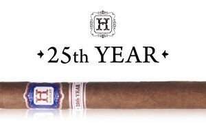 25th anniversary cigars