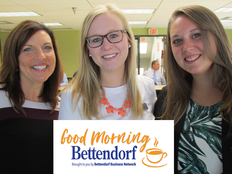 Good Morning Bettendorf – Returns in May!