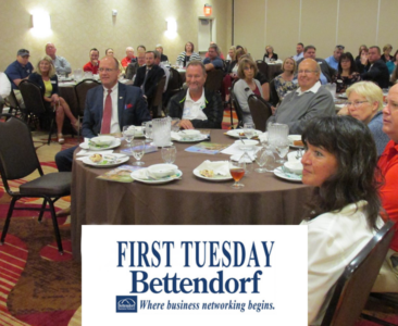 First Tuesday In Bettendorf