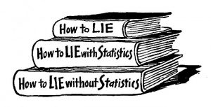 Data May Not Lie - But Liars Can