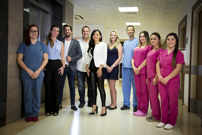 Team Miracle Cyrus IVF Centre