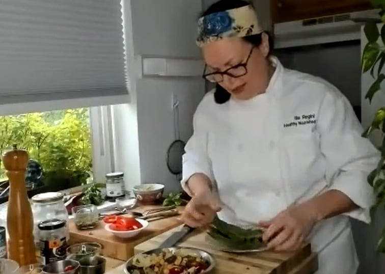 Chef Ilia Cooking Class Lesson Westchester ny