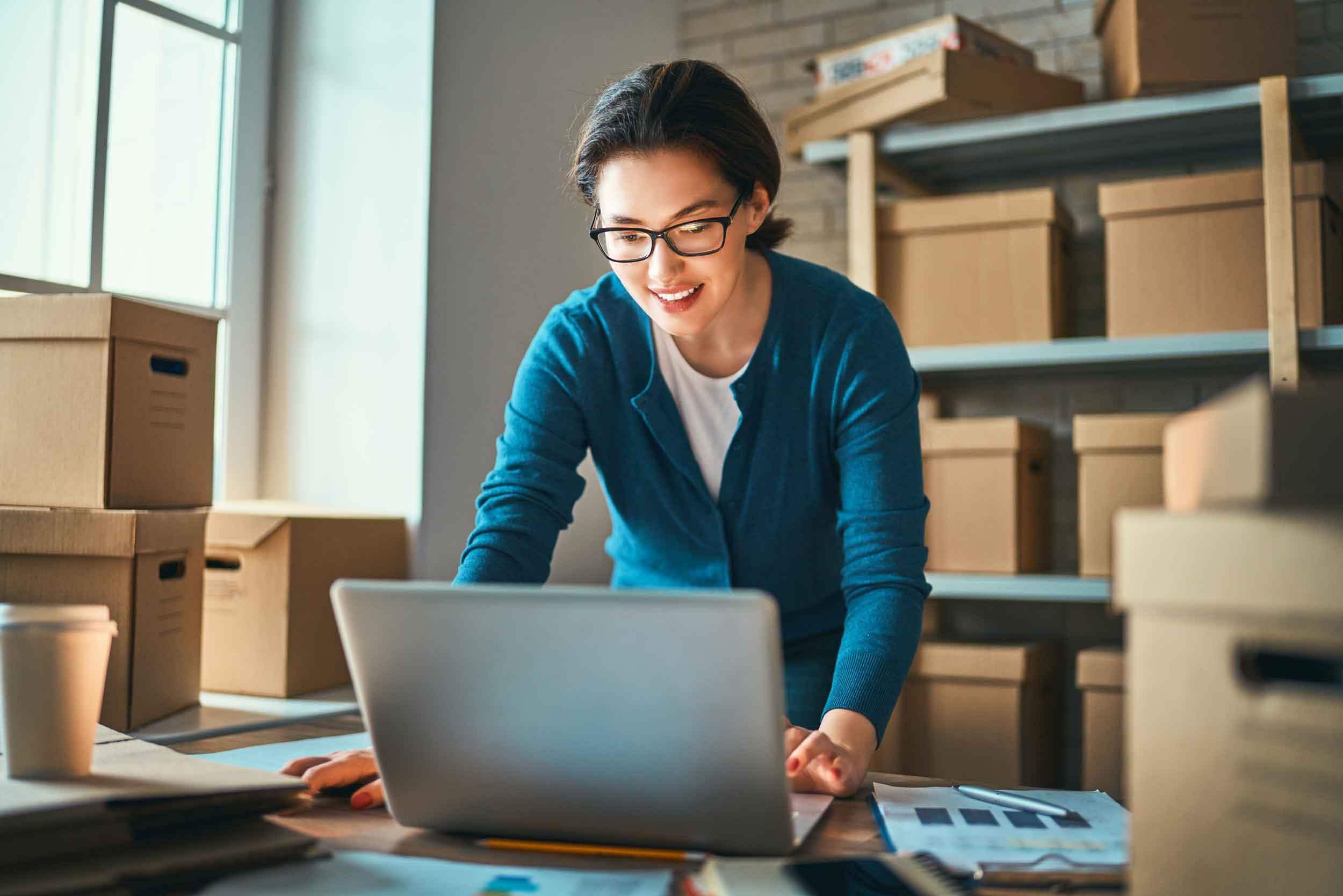 Small Business e-commerce website